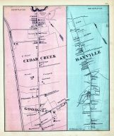 Cedal Creek, Good Luck, Bayville, New Jersey Coast 1878
